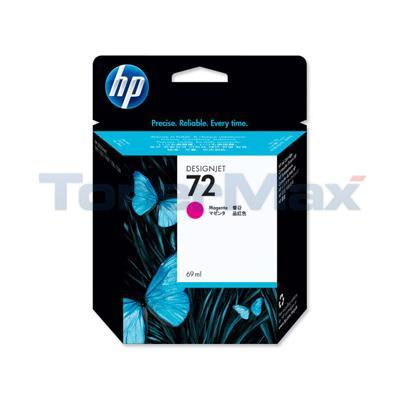 HP NO 72 INK MAGENTA 69ML